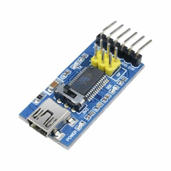 Module Programmateur FTDI USB - TTL série