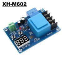Module de contrôle de charge de batterie XH-M602