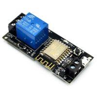 Module WIFI SMART HOME Relais 5V ESP8266 Sinilink DC-6-36V