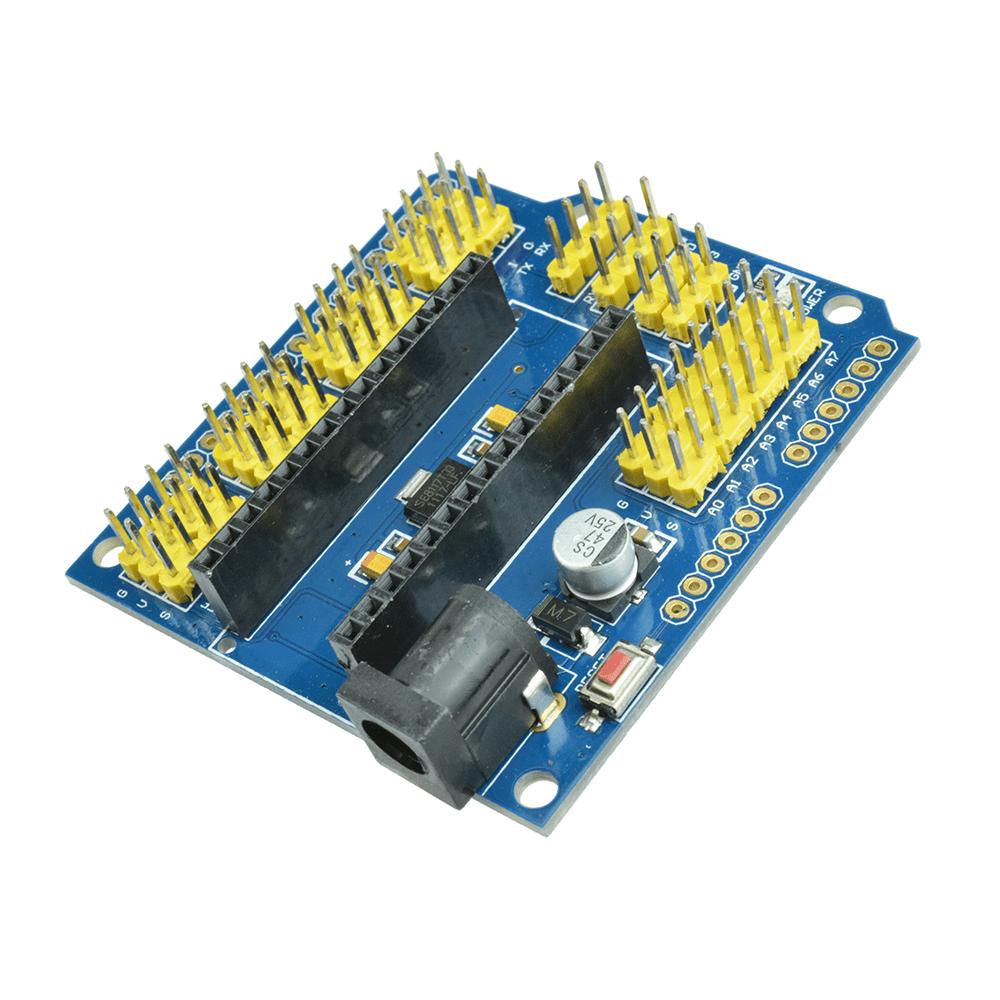 Module d'extensions E/S pour Arduino Nano 328P