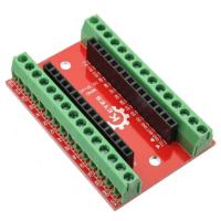 Carte d'extension NANO E/S Shield pour bornes à vis Arduino