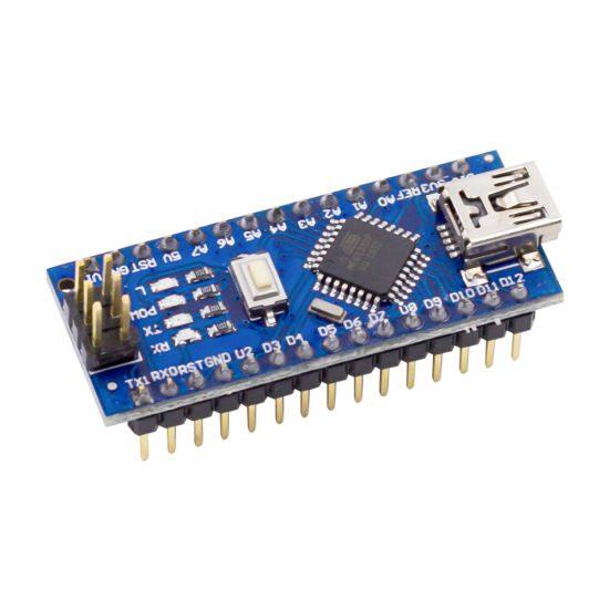 Carte Arduino NANO R3 CH340 (soudé)