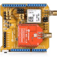 Module Shield Dragino LoRa/GPS pour Arduino Uno