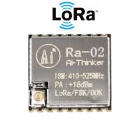 Module émetteur-récepteur LoRa Ra-02–433Mhz Ai Thinker