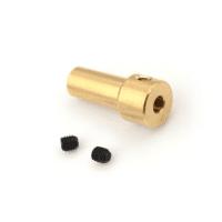 Accouplement 6mm pour fixation moteur longueur 18mm