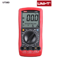 Multimètre numérique UT58D