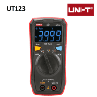 Multimètre résidentiel de poche UT123