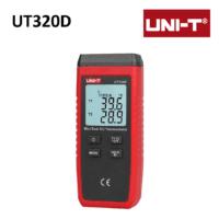 Thermomètre à contact UT320D Type J et K