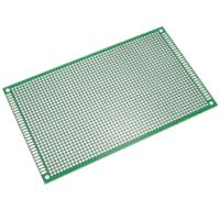 Carte de prototype PCB Perforée double face 7x9cm