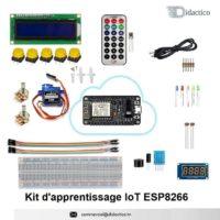 Kit d'apprentissage IoT ESP8266