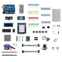 Kit Arduino Uno Edition deluxe