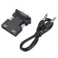 Adaptateur HDMI /VGA Output avec audio