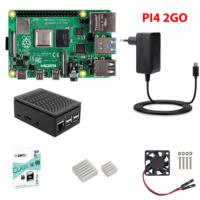Kit démarrage raspberry PI4 2GO
